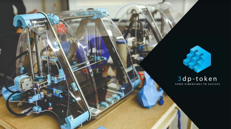 makerslab24.com - 3dP - Token combines the potentials of 3D printing and crypto currencies