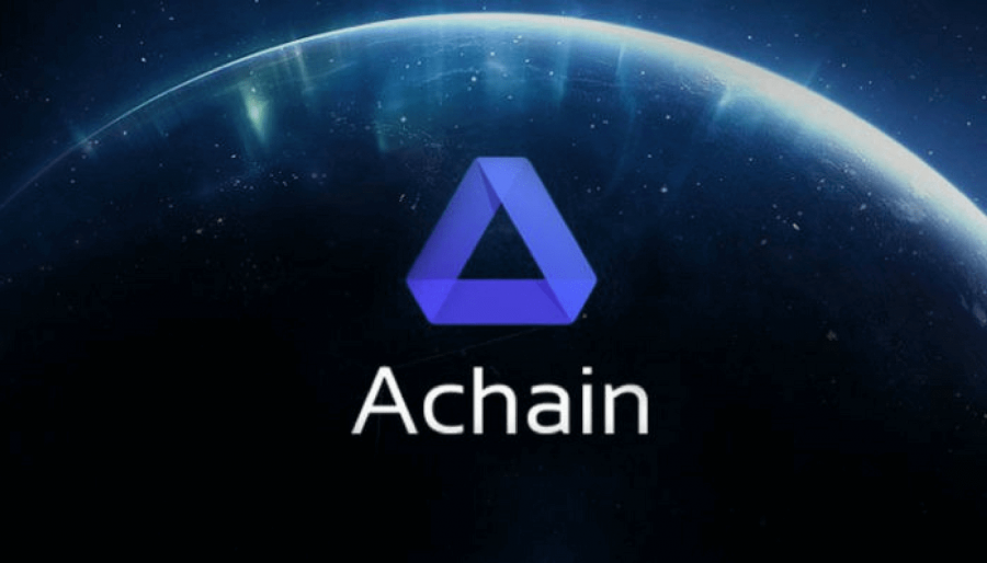 Achain Partner and CPO Eric Wang - Making sharing economy efficient with Blockchain