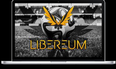 Libereum [LIBER] tokens for the football fanatics!