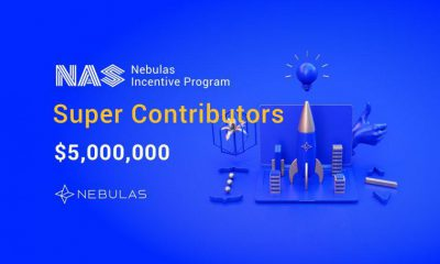 Nebulas Incentive Program expands with Super Contributors