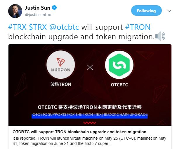 TRON (TRX) Hits Market Cap of $3.86 Billion