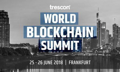 Trescon's World Blockchain Summit Debuts in Europe