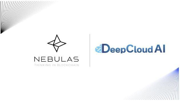 Nebulas Welcomed DeepCloud AI to Join Nebulas Ecosystem