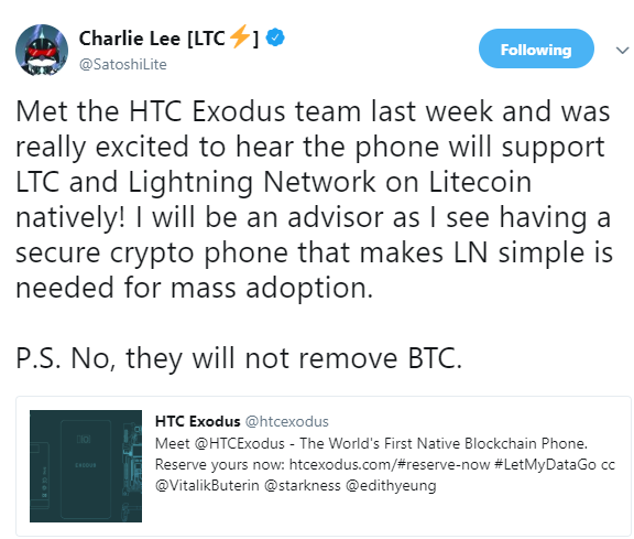 Charlie Lees tweet | Source: Twitter