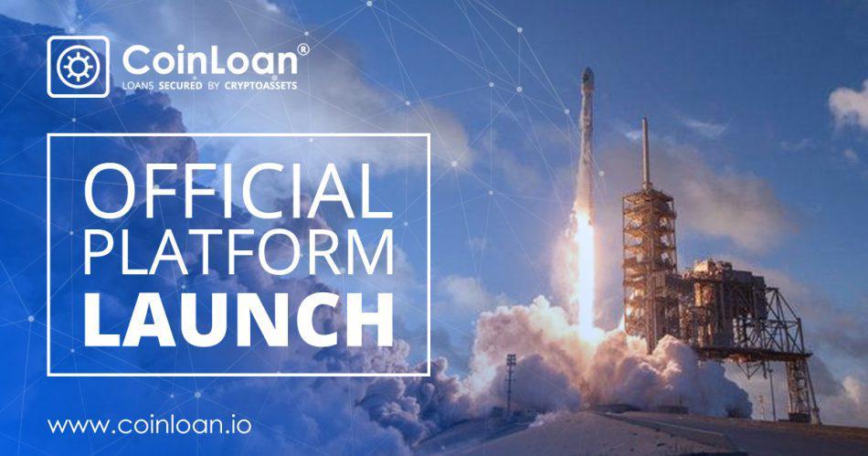 Coinloan opens platform