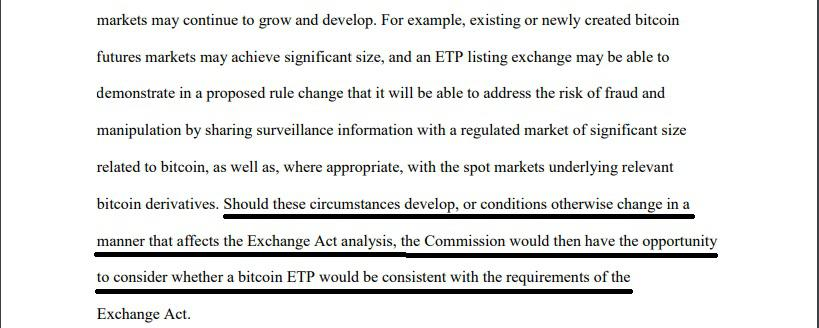 The Securities and Exchange Commission concludes || Source: SEC