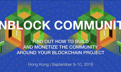 How to build strong and loyal community: top blockchain projects will share their experience at the conference in Hong Kong