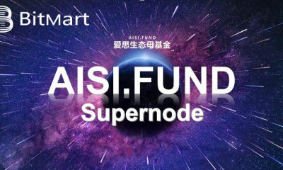 BitMart becomes the supernode of AISI.Fund