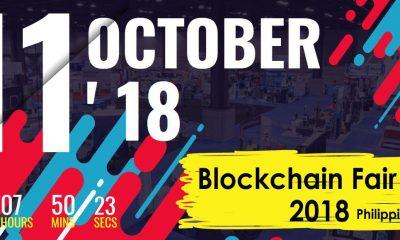 Shaping the Future of Blockchain Technology at Blockchain Fair Asia 2018 (PH edition)
