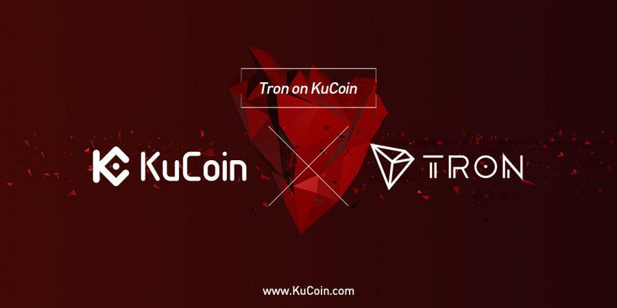 TRON TRX Is Now Listed At KuCoin Blockchain Asset Market