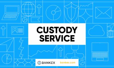 BANKEX Custody Service – Your Personal Crypto Vault