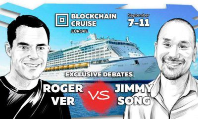 Crypto Debates...On A Boat: Roger Ver and Jimmy Song to Hash Out Their 'Bitcoin' Differences