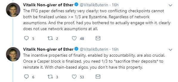 Buterin reply thread | Source: Twitter