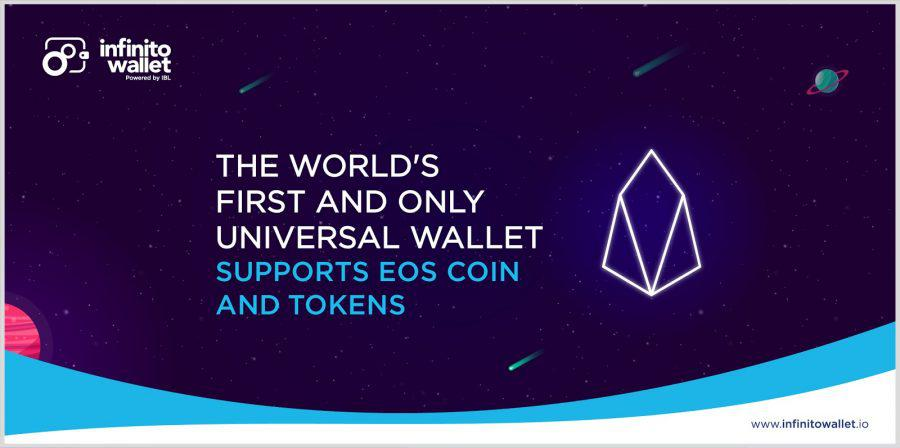 All EOS Tokens Along with Quality Of Life Improvements Coming to Infinito Wallet!