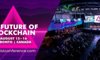 Untraceable's Blockchain Futurist Conference Headlines Canadian Blockchain Week