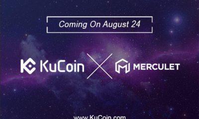 KuCoin Exchange Announces The Listing Of Merculet MVP Today