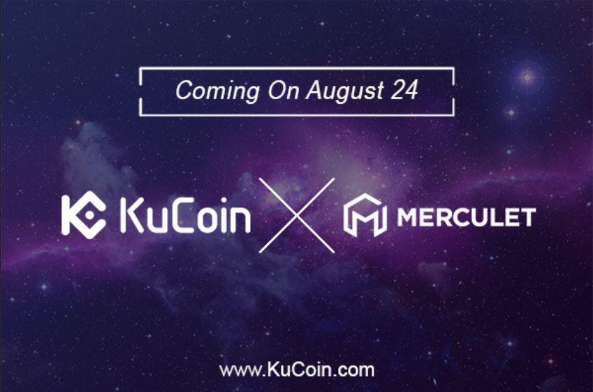 KuCoin Exchange Announces The Listing Of Merculet MVP Today