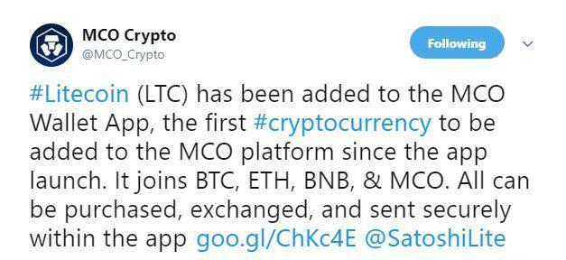 Tweet by MCO || Source: Twitter