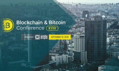 Ukraine to host sixth international crypto event – Blockchain & Bitcoin Conference Kyiv