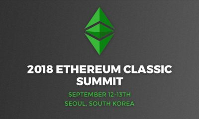 This sold-out event at Seoul covers the developments of the Ethereum Classic [ETC] blockchain