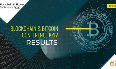 Will Ukraine become European crypto leader? Discussion results at Blockchain & Bitcoin Conference Kyiv