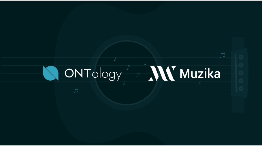 Ontology [ONT] secures partnership with 2 million user-strong rising blockchain star Muzika