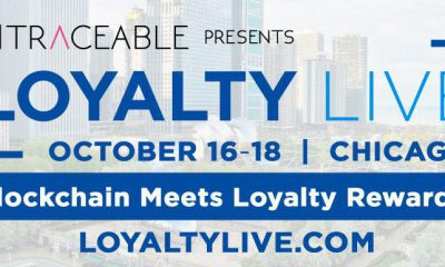 Loyalty Live - Bridging the gap between loyalty rewards and blockchain technology
