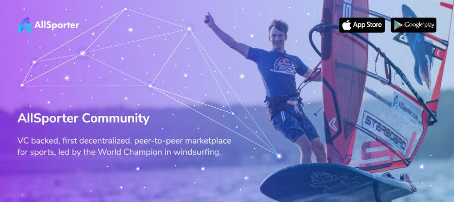 Tokens from the next big social network for sports led by world champions, now available for private sale