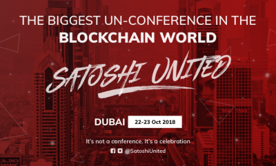 Satoshi United – The biggest UnConference in the world to host in the Middle East