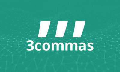 Trade the cryptocurrency market for passive income automatically with 3commas