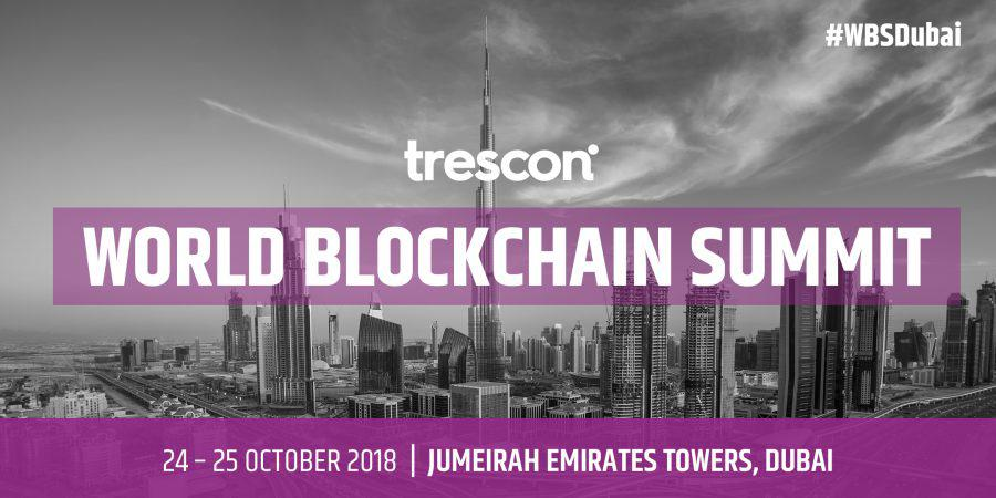The World's biggest blockchain summit series is coming back to Dubai this October