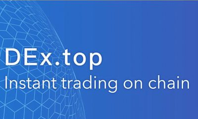 DEx.top becomes first exchange to provide cross-chain transactions between BCH and ETH using OFGP