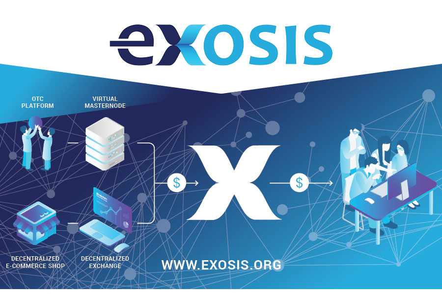 Exosis [EXO] to emerge as a rising star as one-stop solution for the cryptocurrency ecosystem
