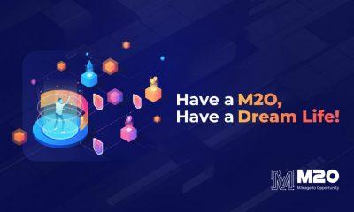 Travel easy: Blockchain startup M2O won't let your miles burn
