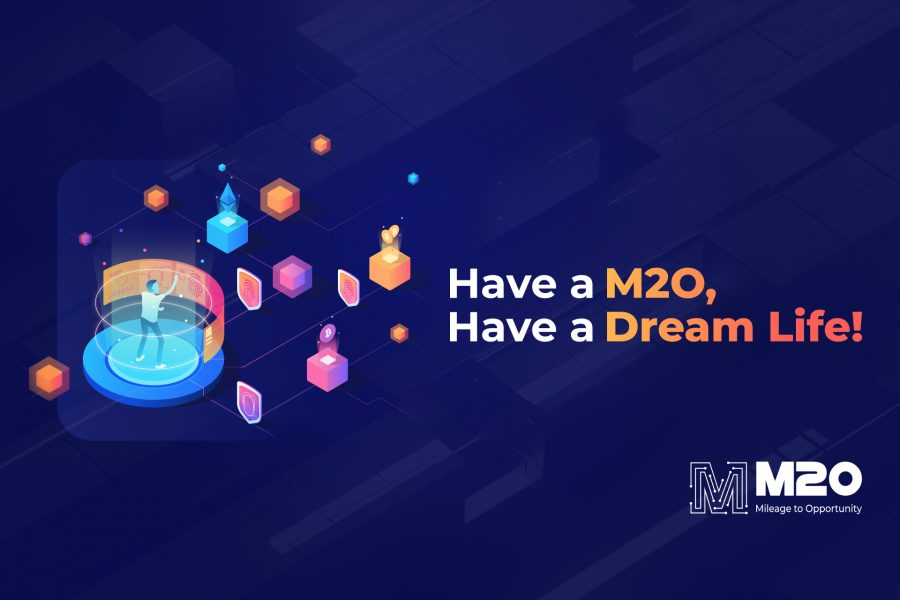 Travel easy: Blockchain startup M2O won't let your miles burn