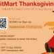 50% off to buy Bitcoin! A special Thanksgiving treat from BitMart
