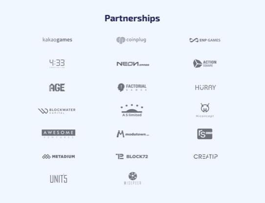 Bora partnerships