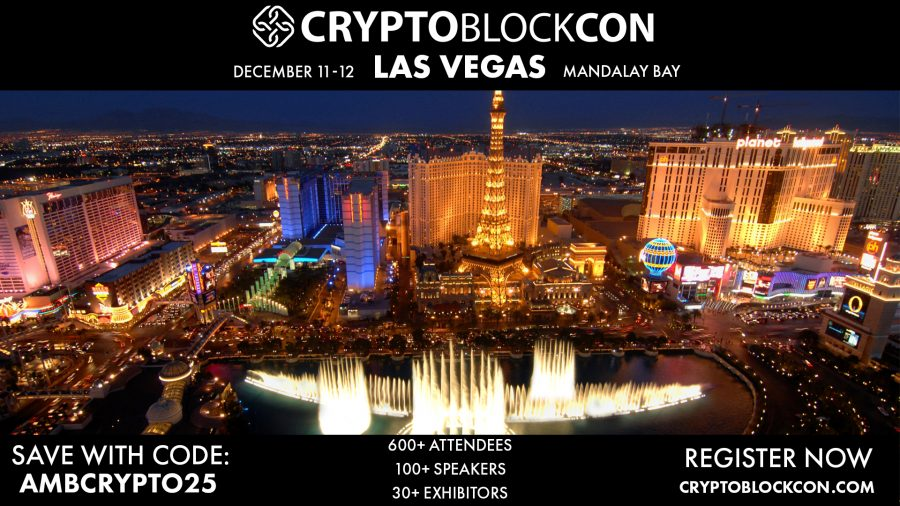 CryptoBlockCon Las Vegas announces participation from IBM, Boustead Securities, SoftUni, NKB Group, FANchise, and more