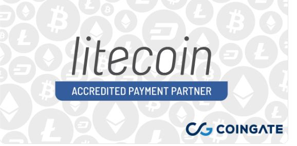 Litecoin [LTC] Foundation endorses CoinGate as the most recent payment processor
