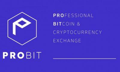 ProBit exchange order matching faster than Visa