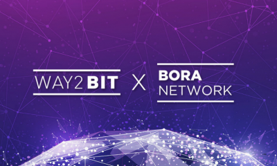 Introducing WAY2BIT and the Bora Blockchain Ecosystem