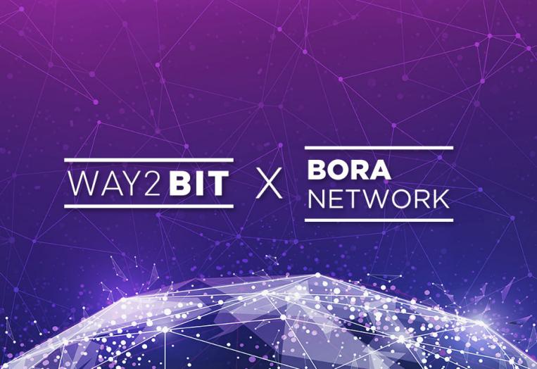 Introducing WAY2BIT and the Bora Blockchain Ecosystem
