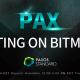 BitMart lists Paxos Standard [PAX], rebuilding the trust in blockchain world