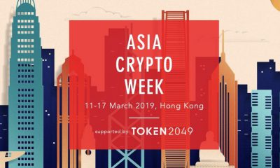 Inaugural Asia Crypto Week to Unite Global Crypto Ecosystem in Hong Kong