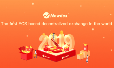 Significant head effect of decentralized exchanges, Newdex accounts for 70% of trades in EOS ecosystem