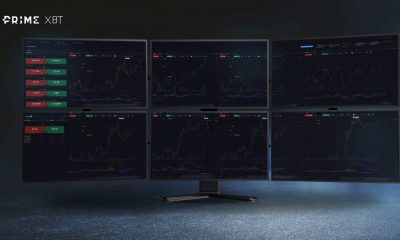 $1 billion+ in Bitcoin liquidity - PrimeXBT trading platform is ready to launch
