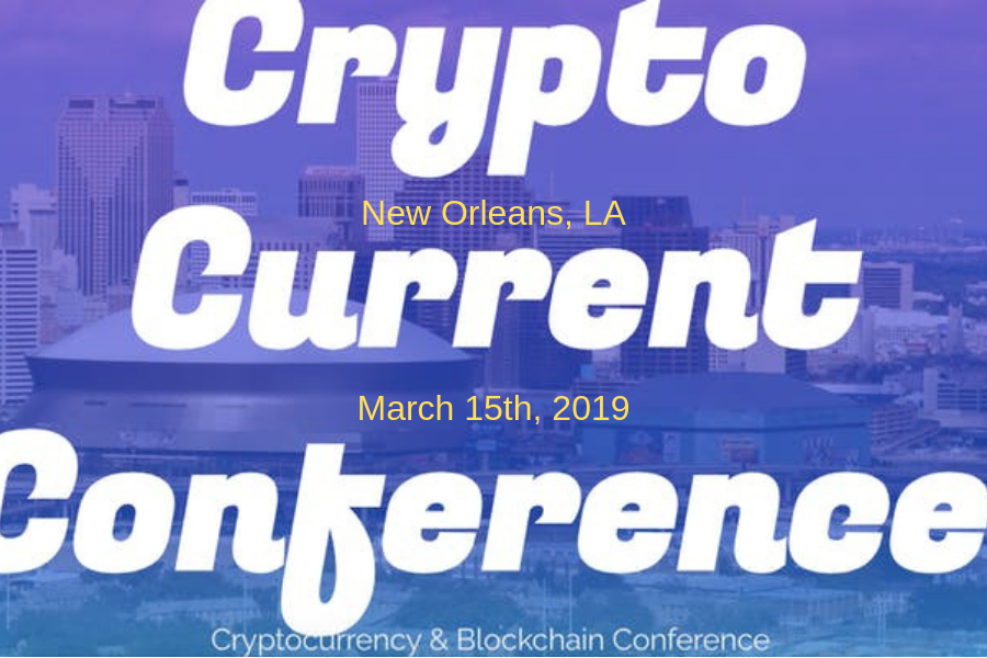 Crypto Current Conference Comes to New Orleans