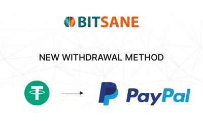 Bitsane Paypal