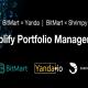 BitMart Partners with Yanda and Shrimpy to Simplify Portfolio Management
