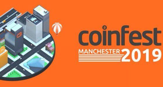 CoinFestUK2019: Countdown to this year's CoinFestUK has begun!